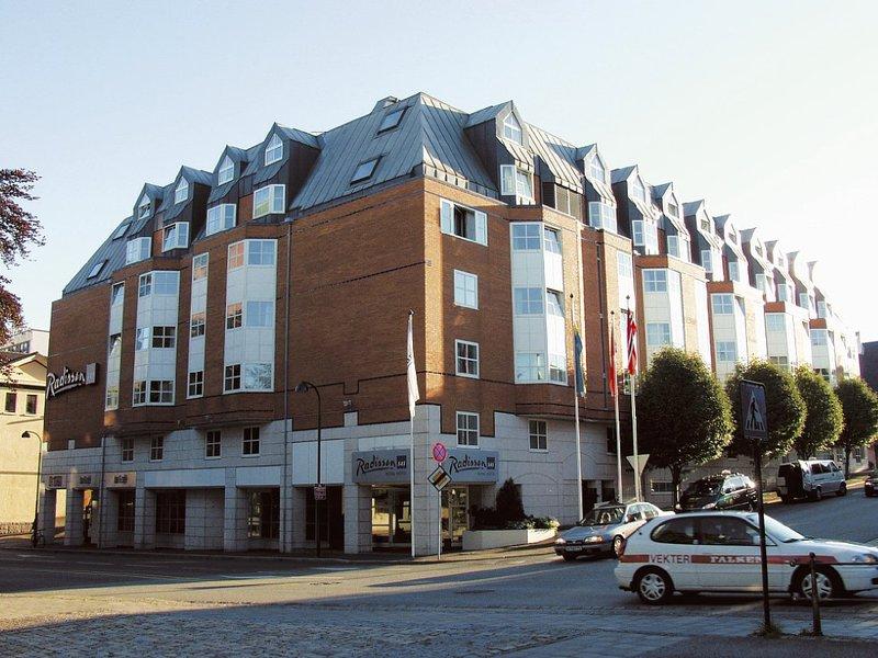 Radisson Blu Royal Hotel Stavanger Vista esterna