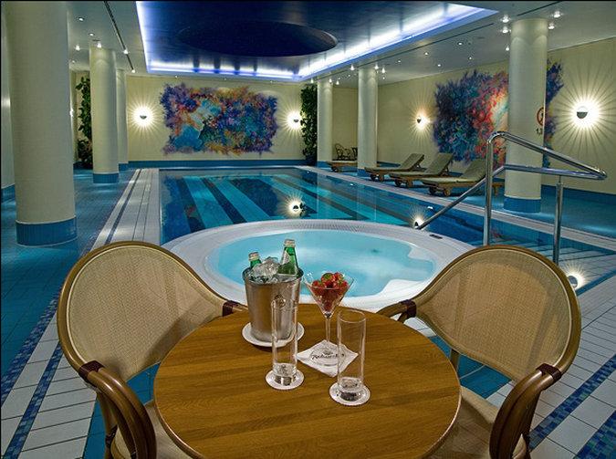 Radisson Blu Centrum Hotel Warsaw Billede af pool