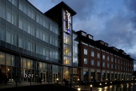 Radisson Blu Hotel Durham Buitenaanzicht