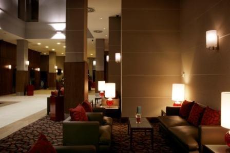 Radisson Blu Hotel Durham Lobby