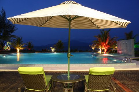 Sibu Island Resort - Swimming Pool