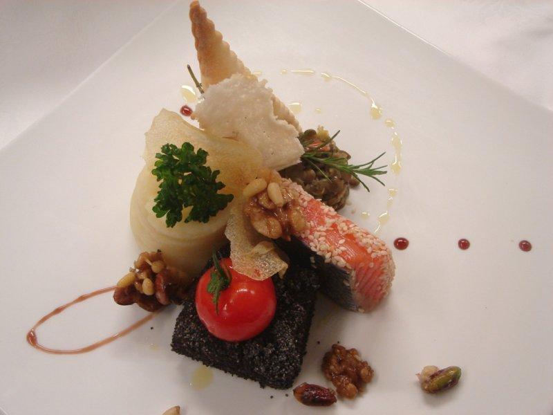 Relais La Corte Dei Papi Gastronomie