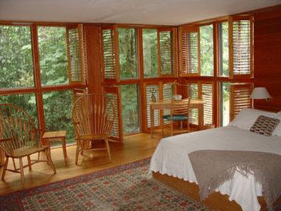 在米德尔顿广场酒店 - Guest rooms with wooden plantation shutters