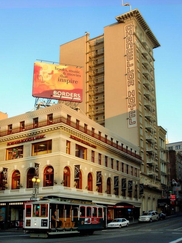 Restaurants Near Donatello Hotel San Francisco