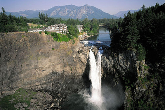 Salish Lodge & Spa - Snoqualmie, WA
