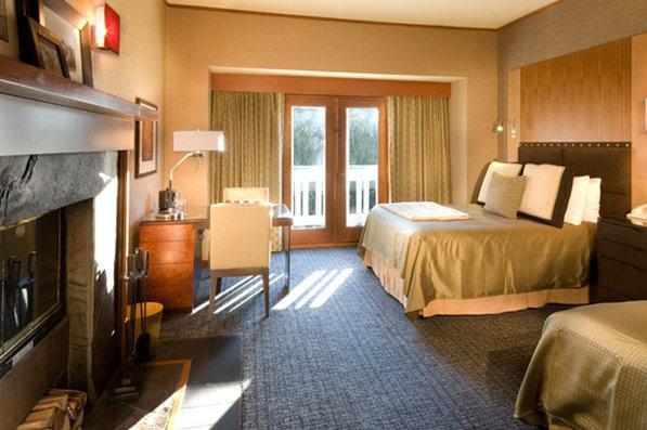 Salish Lodge - Snoqualmie, WA