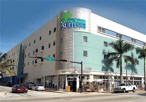 Crystal Beach Suites Hotel &amp; Health Club Miami Beach Hotels
