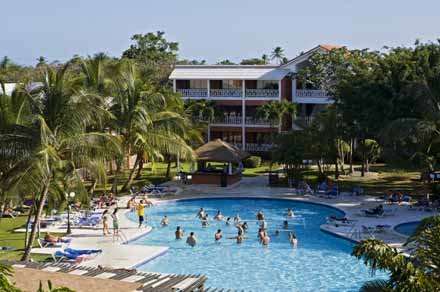 Hotetur Dominican Bay All Inclusive - Exterior View