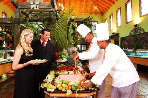 Hotetur Dominican Bay All Inclusive - Restaurant
