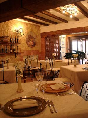 Arco Naturale Country House Gastronomia