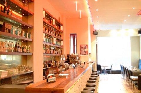 The Brunswick Merchant City Hotel - Bar Lounge
