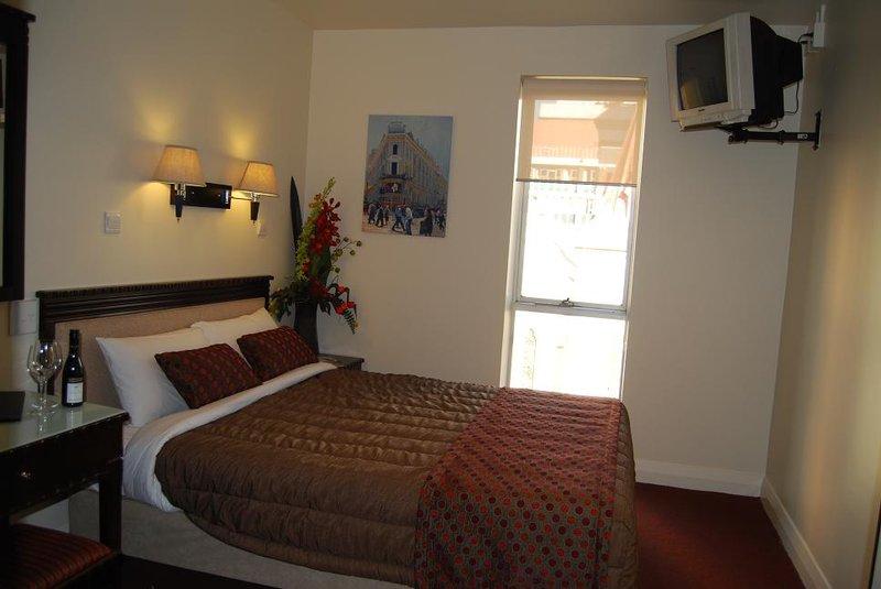 Trinity Just Hotel Wellington Billede af værelser