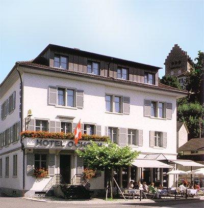 Ochsen Restaurant Hotel Vista exterior