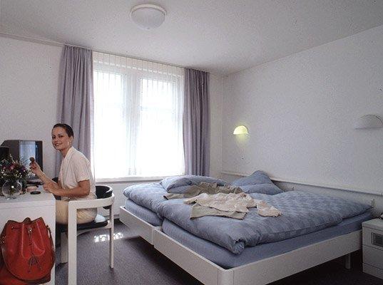 Ochsen Restaurant Hotel Vista de la habitación