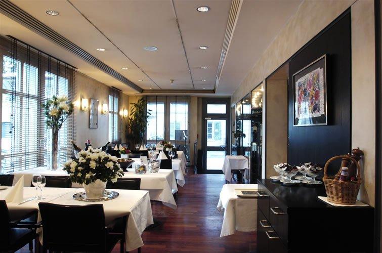 Ochsen Restaurant Hotel Gastronomía