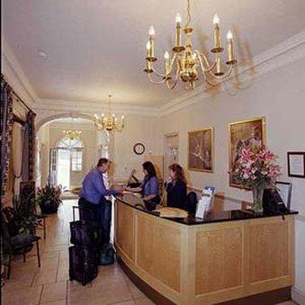 Arnos Manor Hotel - Reception