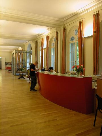 Bildungszentrum 21 Basel - Lobby view