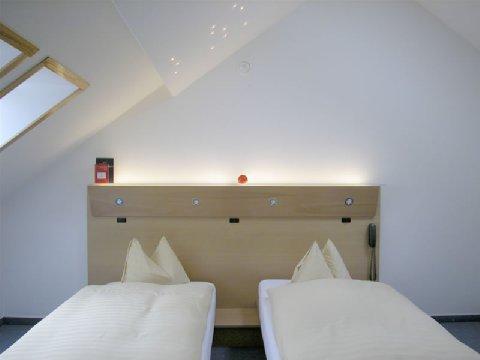 Bildungszentrum 21 Basel - Guest room
