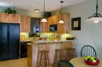 The West Condominiums - Kitchen