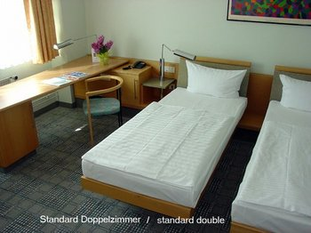 ABACUS Tierpark Hotel - Room