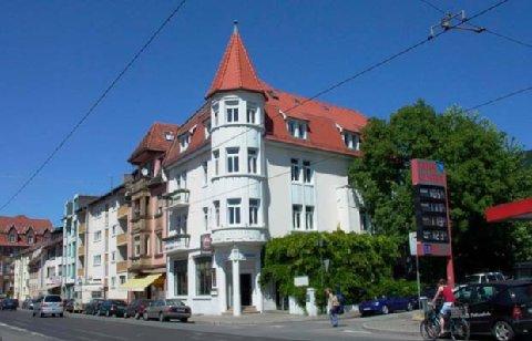 Hotel And Restaurant Auerstein - Exterior view