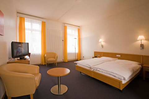 Hotel Rochat - Double Room
