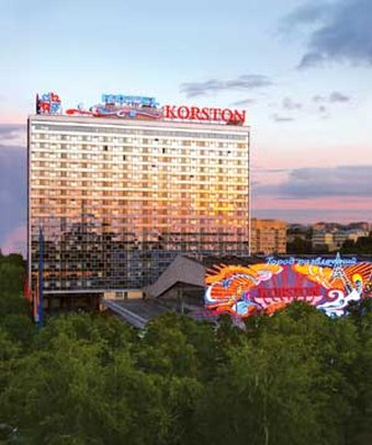 Korston Hotel and Casino Moscow Vista esterna