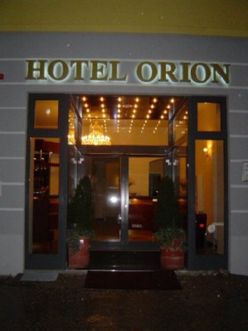 Hotel Orion Berlin - Entrance