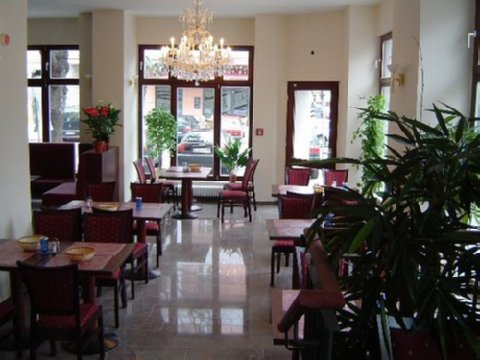 Hotel Orion Berlin - Breakfastroom