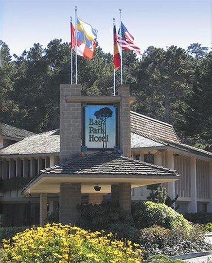 Bay Park Hotel - Monterey, CA