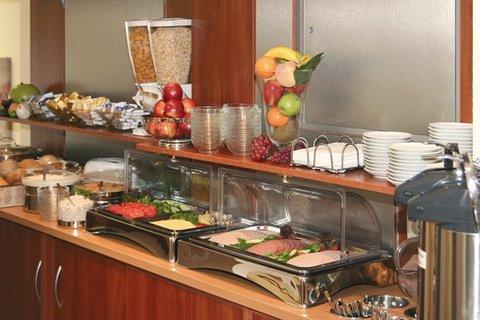 Hotel Lumen - Breakfastbuffet