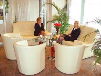 Concorde Hotel Am Leineschloss - Lounge