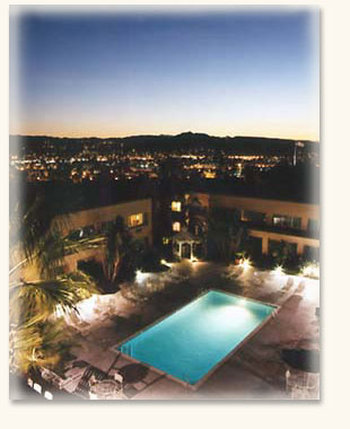 Grand Vista Hotel - Simi Valley, CA