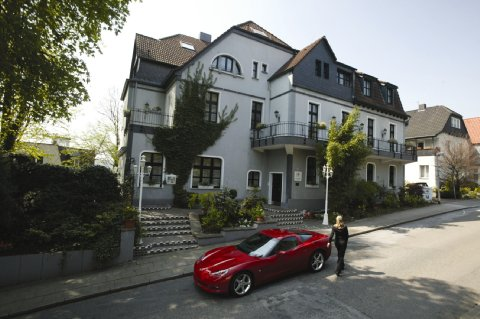 Hotel Residence Essen - Exterior