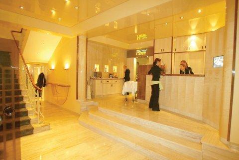 Hotel Residence Essen - Reception