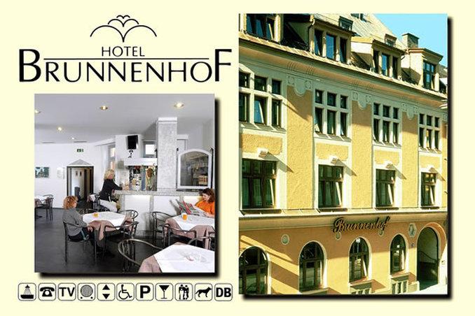 Brunnenhof City Center Hotel München Exterior view