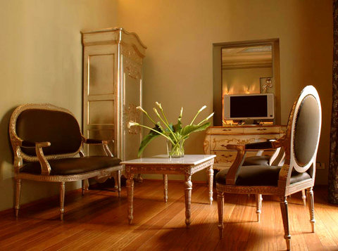 Borghese Palace Art Hotel - Suite