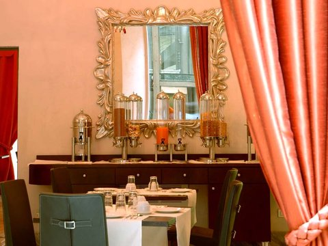 Borghese Palace Art Hotel - Restaurant