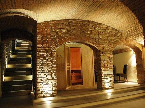 Borghese Palace Art Hotel - Sauna