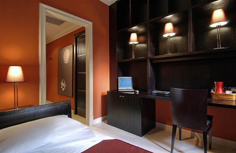 Art Hotel Novecento - Guest room