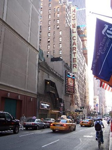 Hotel Carter - New York, NY