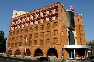 Metropol Hotel - Yerevan - Exterior
