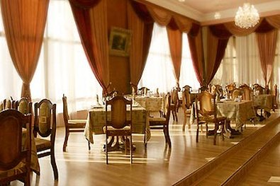 Metropol Hotel - Yerevan - Restaurant