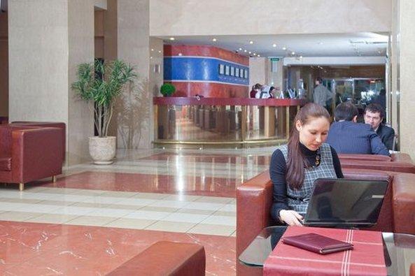 Rossiya - St Petersburg Lobby