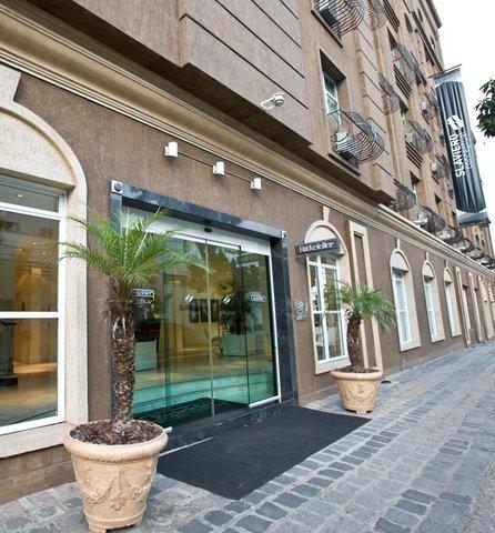 Rockefeller Slaviero Conceptual Hotel - Exterior View