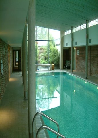 The Ickworth Hotel - Pool view