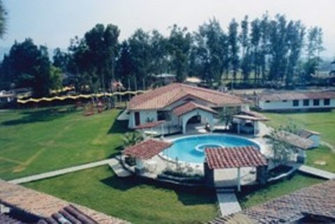Laguna Seca Hotel and Spa - exterior view