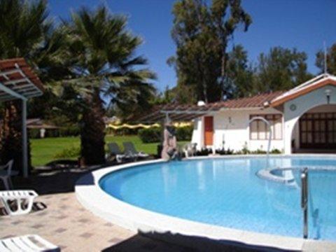 Laguna Seca Hotel and Spa - Pool view