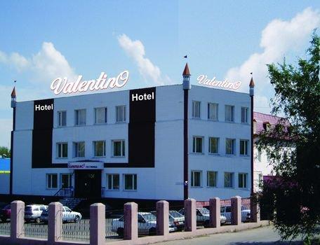 Best Eastern Hotel Valentino - Exterior View