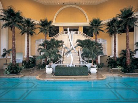 Borgata Hotel Casino and Spa - Borgata Pool view